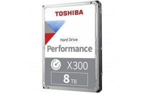 Жесткий диск Toshiba X300 8 TB (HDWR180UZSVA)