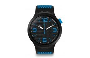 Наручные часы Swatch BBBLACK SO27B101