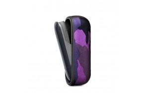 Чехол для IQOS Qlink Чехол для IQOS 3.0 / Камуфляж, Фиолетовый (2192113)