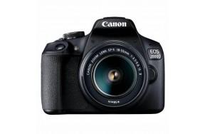 Зеркальный фотоаппарат Canon EOS 2000D kit (18-55mm)