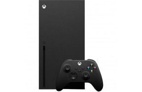 Стационарная игровая приставка Microsoft Xbox Series X 1TB + Cyberpunk 2077