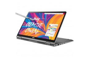 Ноутбук LG Gram Dark Silver (14T90N-R.AAS9U1)