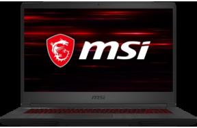 Ноутбук MSI GF65 THIN 10SDR (GF6510SDR-675US)