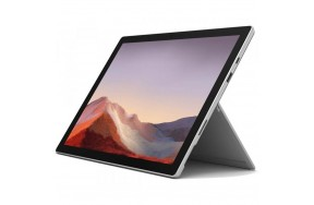 Ноутбук Microsoft Surface Pro 7 Platinum with Black Surface Pro Type Cover (QWU-00001)