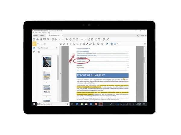 Планшет Microsoft Surface Go 8/128GB в Киеве. Недорого Планшеты