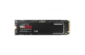 SSD накопитель Samsung 980 PRO 1 TB (MZ-V8P1T0BW)