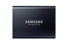 SSD накопитель Samsung T5 Black 1 TB (MU-PA1T0B/WW)