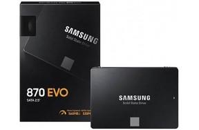 SSD накопитель Samsung 870 EVO 1 TB (MZ-77E1T0BW)