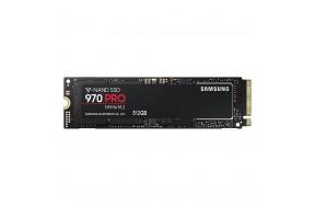 SSD накопитель Samsung 970 PRO 512 GB (MZ-V7P512BW)